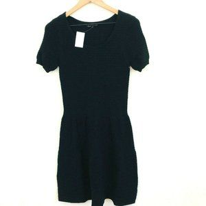NWT! Felicity & Coco Texture Knit Fit&Flare Dress